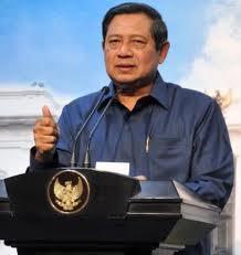 Presiden Soesilo Bambang Yudhoyono
