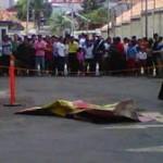 Pria misterius jatuh dari lantai tiga Gajah Mada Plaza