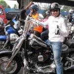 Rio Febrian ngidam Harley sejak kecil