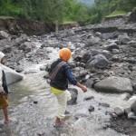 MUSIM HUJAN : Ancaman Lahar Hujan Masih Tinggi