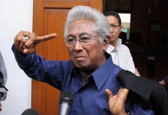 Pengacara senior Adnan Buyung Nasution (Dok. Solopos.com)