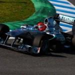 Schumi tercepat di hari kedua tes di Jerez