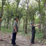 Khawatir matikan sumber air: Warga sekitar Sendang Coyo tolak penebangan pohon