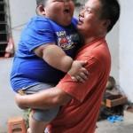 Ilustrasi bocah gendut (Dok/JIBI)