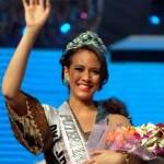 Putri Indonesia Nadine Alexandra bantah pakai baju mini
