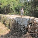 Makin banyak tanggul sungai di Klaten jebol