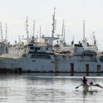 Ilustirasi galangan kapal milik industri perkapalan. (JIBI/Solopos/Dok.)
