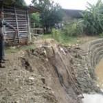 BENCANA SRAGEN : Ini 7 Tebing di Sungai Garuda Sragen Mendesak Dibangun Talut Permanen