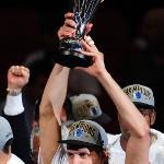 Nowitzki sabet MVP final