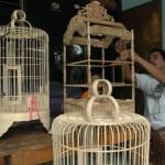 BOOMING AKIK : Gara-Gara Akik, Perajin Sangkar Burung Pusing Tujuh Keliling, Kok Bisa?