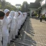Bidan berkumpul (SOLOPOS/Tri Rahayu)
