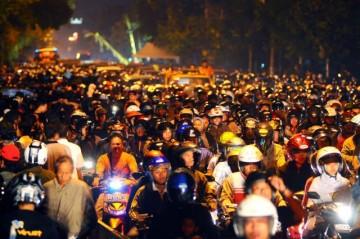 Solo Batik Carnival 4 (SOLOPOS/Dwi Prasetya)
