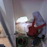 Pencuri bobol tembok Bank Klaten