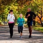 Ilustrasi jogging (Thinkstock)