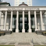 KASUS AKIL MOCHTAR :  Suap Pilkada Lebak, KPK Periksa Hakim MK Anwar Usman