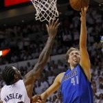 Final NBA, Mavs balas Heat