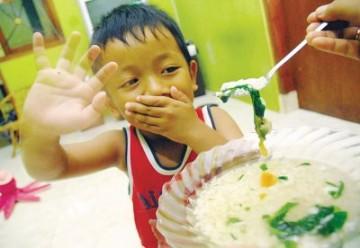 Ilustrasi anak susah makan (Dok/JIBI/Solopos)