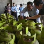 Pemalsuan segel tabung gas elpiji disinyalir marak
