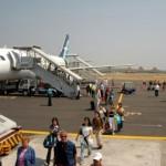 TRANSPORTASI UDARA : Akhir Tahun, Jumlah Penumpang Pesawat Naik 25 Persen