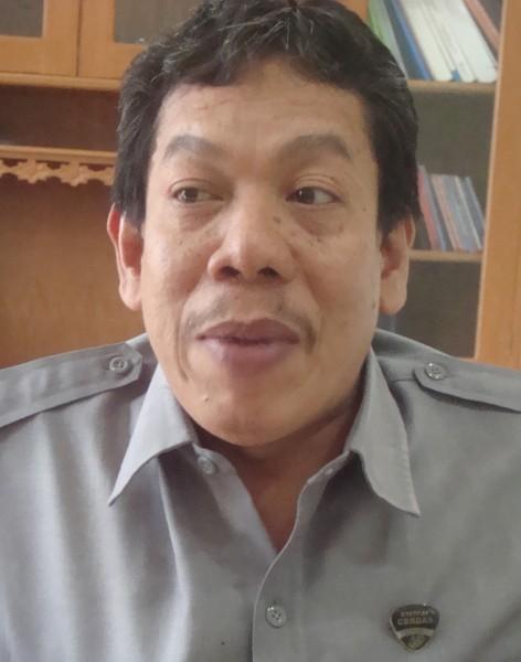Kepala BPS Sragen, Laeli Sugiyono (Tri Rahayu)