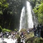 Objek wisata air terjun Jumog Karanganyar