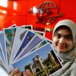 LEBARAN 2014 : Kantor Pos DIY Bagikan 5000 Kartu Ucapan