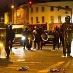 Jurnalis Inggris pun ikut jadi sasaran perusuh
