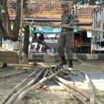 PENERTIBAN PKL : Satpol PP Bantul akan Tertibkan PKL di Atas Saluran Irigasi