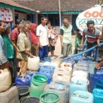 SMAN 1 dan IPHI Wonogiri salurkan air bersih