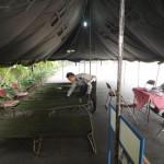 Rest area di Solo, tukang pijat tunanetra jadi andalan