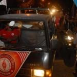 ORARI Lokal Surakarta bagi-bagi zakat fitrah