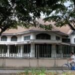 Rumah tua di Purwosari yang biasa disebut Omah Lowo ini termasuk cagar budaya yang perlu dilindungi dengan lebih baik. (JIBI/Solopos/Dok)