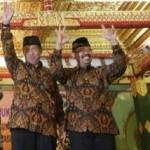 Pasangan Haryadi Suyuti-Imam Priyono (HATI) (Dok.JIBI/Harian JogjaDesi Suryanto)