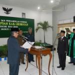 Direktur PDAM Grobogan akhirnya dilantik