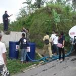 Sistem birokrasi hambat realisasi bantuan air bersih