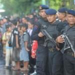 GBIS Kepunton masih dijaga ketat polisi