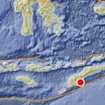 Gempa 5 SR guncang timur Laut Kupang