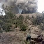 Kegempaan vulkanik Anak Krakatau sehari 6.340 kali