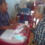 Ratusan warga Gendayakan ikuti pengobatan gratis