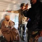 Putra Khadafi tertangkap