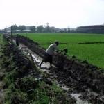 Pemdes bantah renovasi Pasar Gagan ganggu saluran air