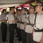 Tujuh anggota Polres Boyolali dimutasi