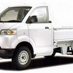 Mobil pick up Suzuki laris manis