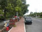 JALAN LAWU -- Suasana salah satu bagian Jalan Lawu yang merupakan jalan protokol di Karanganyar. (JIBI/SOLOPOS/dok)