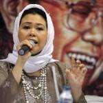 Yenny Wahid Minta Ahok Tak Perkarakan Kesaksian Ma'ruf Amin