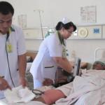 Korban gempa bumi jalani operasi pencabutan pen