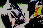 MIRAS PONOROGO : Polisi Bubarkan Pesta Miras di Balai Desa Ngadisanan