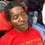 Hari kedua, 18 warga Kepulauan Meranti jahit mulut di DPR