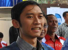 Edhie Baskoro Yudhoyono (Foto detikcom)