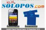 Pemenang Kuis SOLOPOS.com
